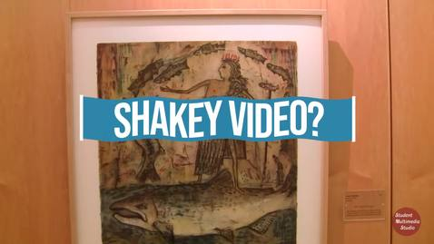 Thumbnail for entry How to Fix Shakey Video