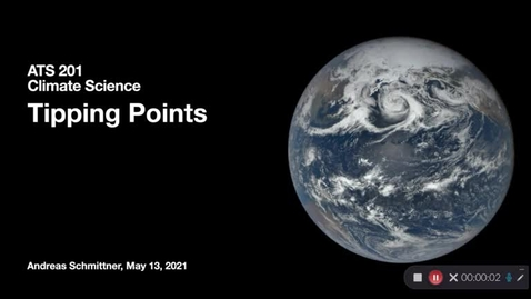 Thumbnail for entry Tipping Points