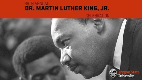 Thumbnail for entry (ASL Version) 2021 Martin Luther King, Jr. Day Keynote Presentation: Dr. Angela Davis