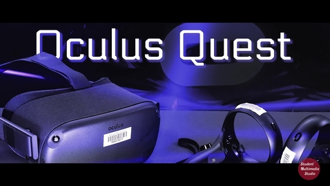 Thumbnail for entry NMC Oculus Quest VR Headset Introduction