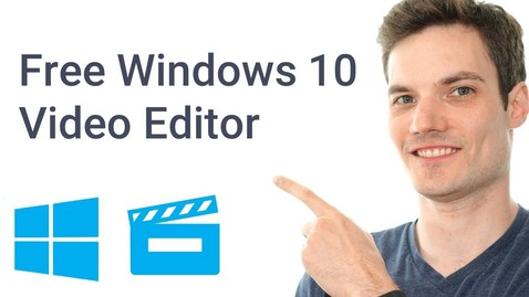 Thumbnail for entry How to use Free Windows 10 Video Editor