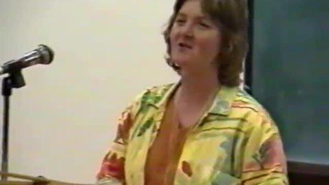 Thumbnail for entry Harmful Algal Bloom Symposium, June 6, 1997 [Part 2 of 2]