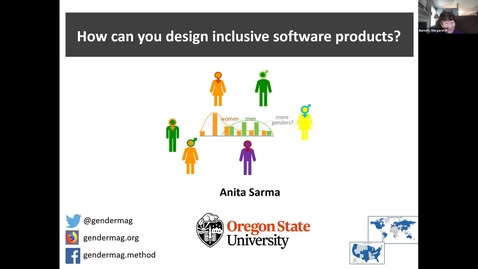 Thumbnail for entry Tech Talk Tuesday: How Can You Design Inclusive Software Products?