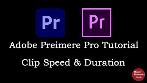 Thumbnail for entry Premiere Pro CS6 & CC: 22 Still Images