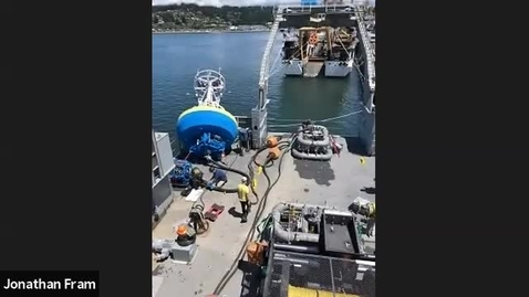 Thumbnail for entry Virtual tour: R/V Thompson and the Ocean Observing Research Cruise  preparation