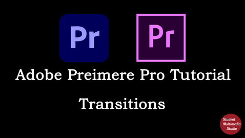 Thumbnail for entry Premiere Pro CS6 & CC: 25 Transitions