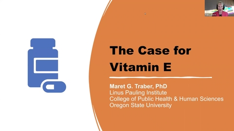 Thumbnail for entry Vitamin E RDA