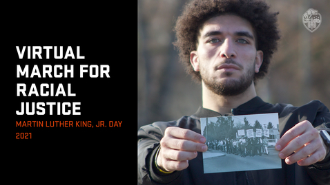Thumbnail for entry Virtual March for Racial Justice