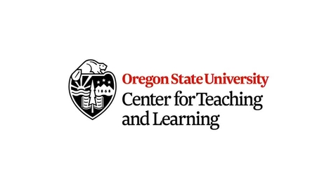 Thumbnail for entry Return to Classroom Teaching - Oregon State University - Fall 2021