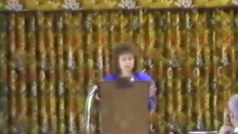 """Thumbnail for entry """"Sabbaticals at OSU"""" seminar and roundtable, 1987"""