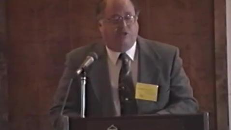 Thumbnail for entry Oregon Coast Sustainability Conference, Part 1. Newport, Oregon, June 6, 1996