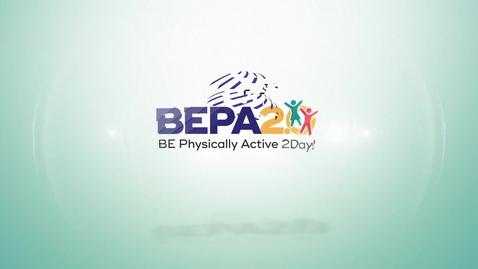 Thumbnail for entry Bean Bag Balance – BEPA 2.0 Activity Video