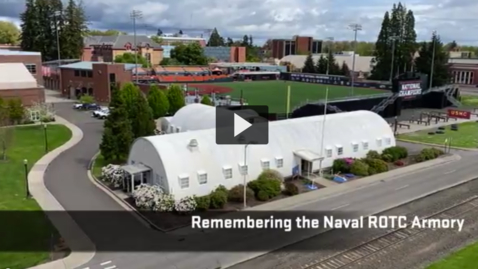 Thumbnail for entry Naval ROTC Armory Remembrance