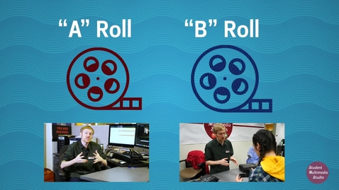 Thumbnail for entry What is B-Roll?