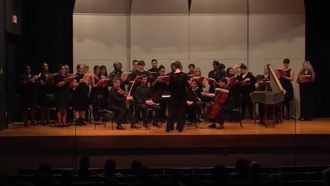 Thumbnail for entry Vivaldi's Gloria   HCC Choir Concert