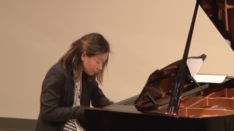 Thumbnail for entry Yvonne Chen Piano Recital   HCC Beat