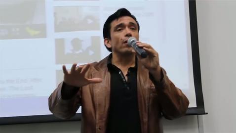Thumbnail for entry Tony Diaz, Minority Male Initiative