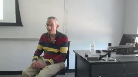 Thumbnail for entry Legislative Membership: Professor Tannahill's Lecture of February 23, 2016