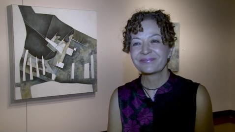 Thumbnail for entry Cecilia Villanueva Exhibit | HCC Beat
