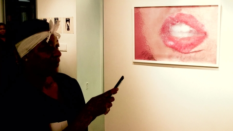 Thumbnail for entry A Feminine Perspective Exhibition at Northline Gallery