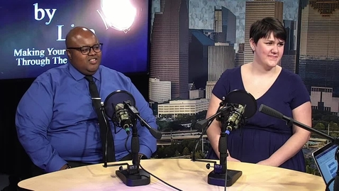 LineByLine Episode 03 featuring Music Professors Moore  & Bouse