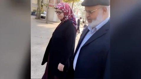 Aziza Gandouz narrative script