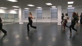 Thumbnail for entry Class: Yanvalou: The Haitian Voudoun Dance of Damballah (Part 2 of 3)