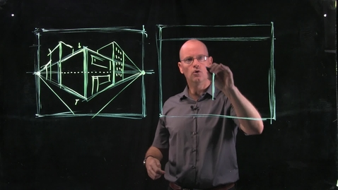 Thumbnail for entry Lesson 3: The Bauhaus Cube On and Below Eye Level
