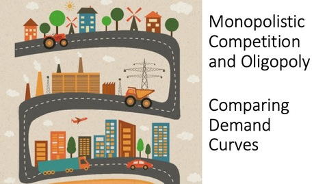 Thumbnail for entry Oligopoly - Comparing Demand Curves