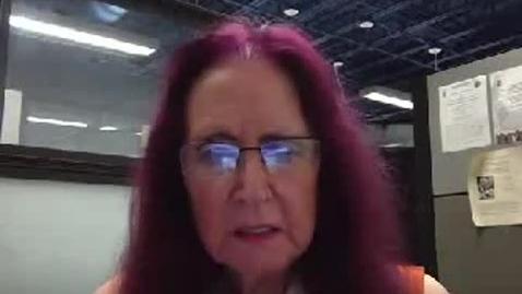 Thumbnail for entry From Ruth Dunn: EGLS3 Plea