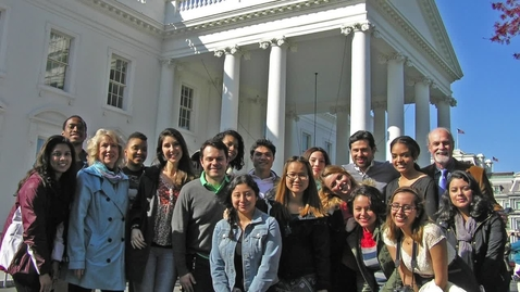 Thumbnail for entry Honors College Study Research Trip 2016