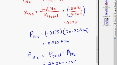 Thumbnail for entry rate of effusion and diffusion and molar mass