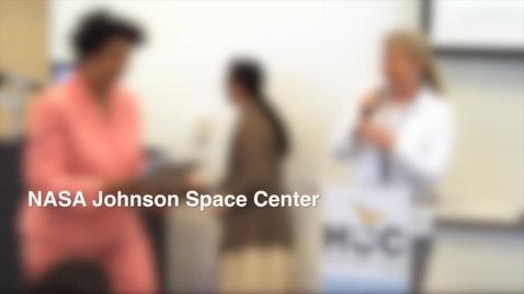 Thumbnail for entry NASA Johnson Space Center presentation