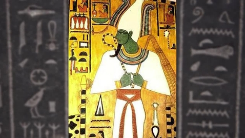 Thumbnail for entry Egyptologist Michelle Marlar uses Canvas to teach HCC Art Appreciation classes from Abydos, Egypt