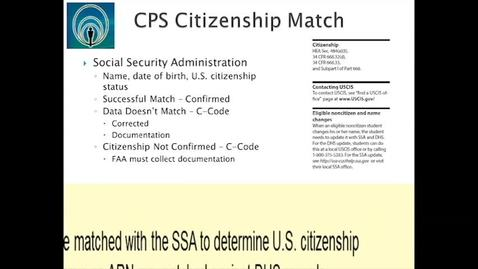 Thumbnail for entry Citizenship Match