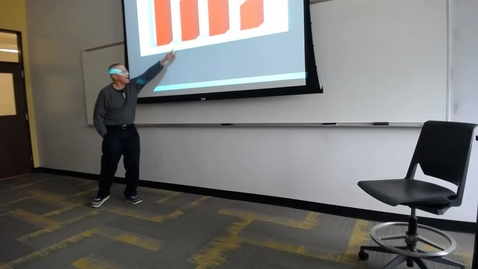 Thumbnail for entry Voter Turnout in Texas: Professor Tannahill's Lecture of February 2, 2016