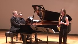 Thumbnail for entry HCC Piano & Saxophone Recital at Stafford
