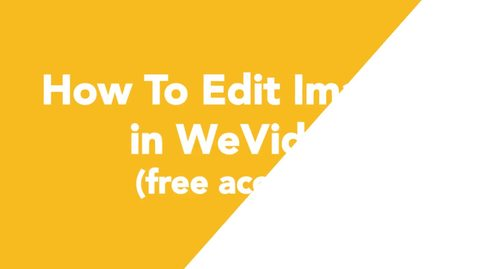 Thumbnail for entry 04 How To Edit Images in WeVideo (free account)