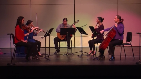Thumbnail for entry Mud Turtle Quintet | Return to Nature Concert