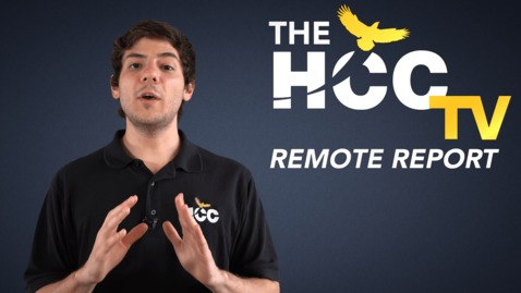 Filmmaking Screening on YouTube | The HCCTV Remote Report
