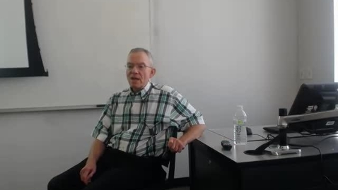 Thumbnail for entry Welfare Programs: Professor Tannahill's Lecture of May 3, 2016