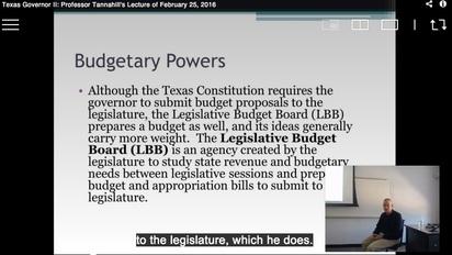 texas governor powers