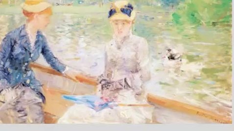 Thumbnail for entry Late 19th century Art, Impressionism/ Post-Impressionism