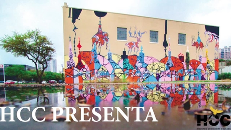 Thumbnail for entry HCC Graffiti in Houston Project- Daniel Anguilu