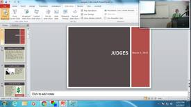 Thumbnail for entry Texas Judges:  Professor Tannahill's Lecture of March 2, 2017