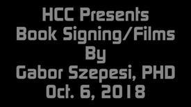 Thumbnail for entry Gabor Szepesi Interview