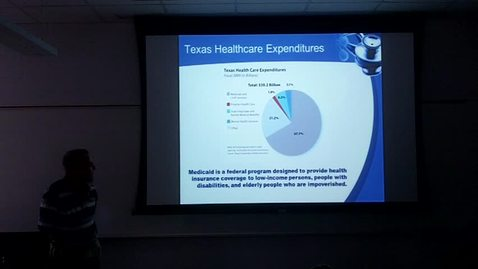 Thumbnail for entry Medicaid: Professor Tannahill's Lecture of April 29, 2014