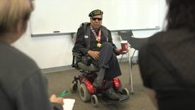 Thumbnail for entry John Perez: Decorated Korean War Veteran