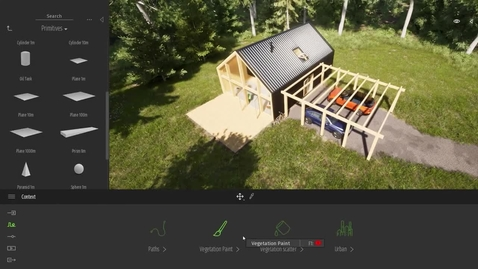 Thumbnail for entry Taking your project to the next level with Twinmotion Webinar 6.30.2020