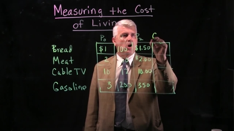 Thumbnail for entry Measuring the Cost of Living